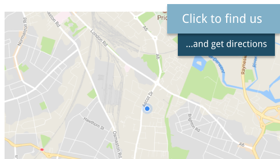 TrainFX location derby address